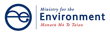 Logo ministry for the environment