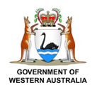 Logo government western australia